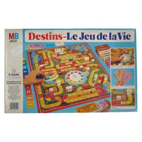 DESTINS - LE JEU DE LA VIE