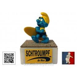 SCHTROUMPF DE NICE