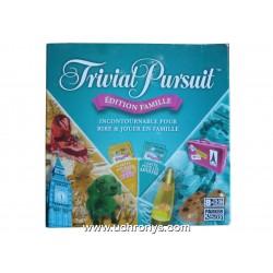 TRIVIAL PURSUIT - ÉDITION FAMILLE