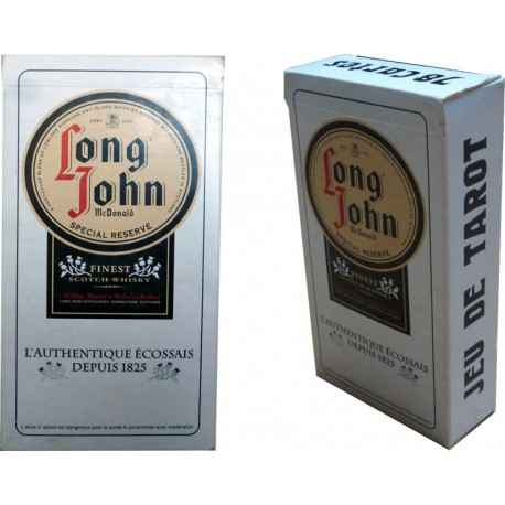 JEU DE TAROT LONG JOHN