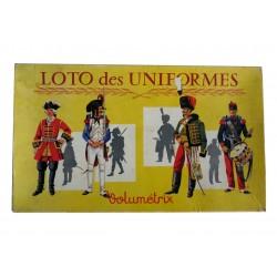VOLUMÉTRIX - LOTO DES UNIFORMES
