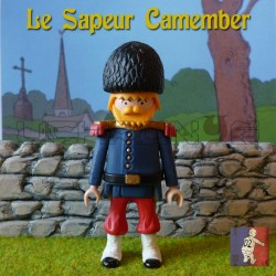 SAPEUR CAMEMBER