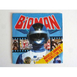 45 TOURS - BIOMAN - AB KID 1987