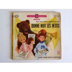 45 TOURS - ORTF - BONNE NUIT LES PETITS - NOUNOURS