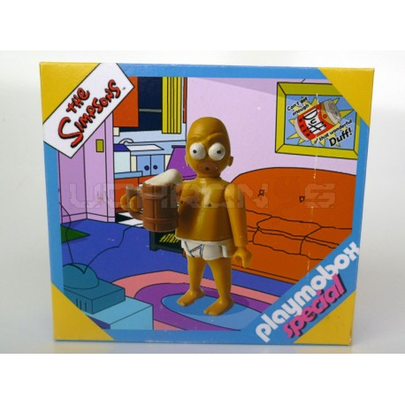 LES SIMPSON - HOMER - PLAYMOBOX SPECIAL