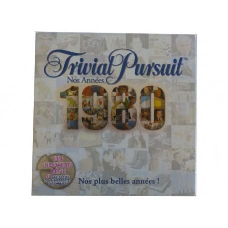 TRIVIAL PURSUIT NOS ANNÉES 1980