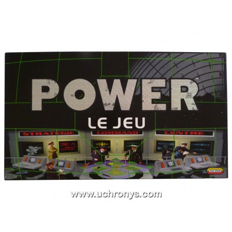 POWER LE JEU