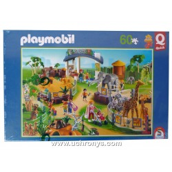 PUZZLE PLAYMOBIL QUICK