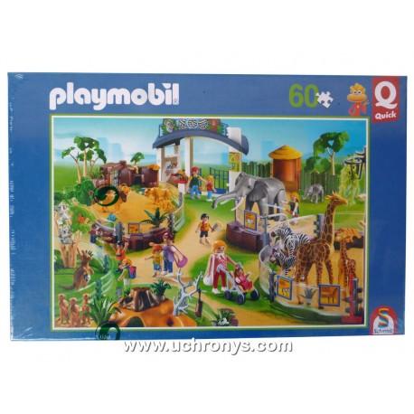 PUZZLE PLAYMOBIL QUICK