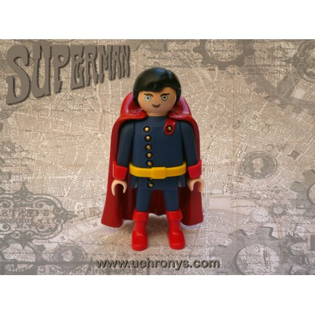 SUPERMAN STEAMPUNK