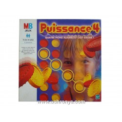 PUISSANCE 4 - MB - HASBRO
