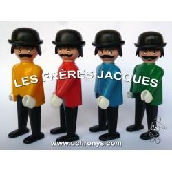 LES FRÈRES JACQUES - CUSTOMS VINTAGES