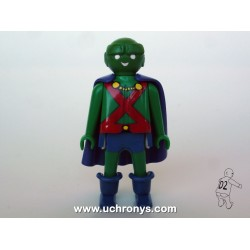 VINTAGE HEROS : MARTIAN MANHUNTER
