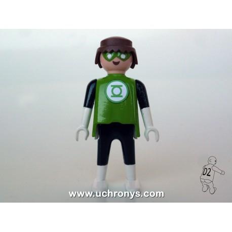 VINTAGE HEROS : GREEN LANTERN